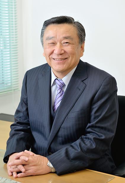 代表取締役社長 中本 靖司